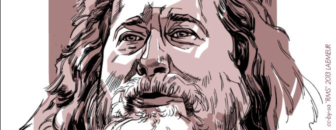 Conférence de Richard Stallman @ Amphi Guilcher, Faculté Segalen | Brest | Bretagne | France