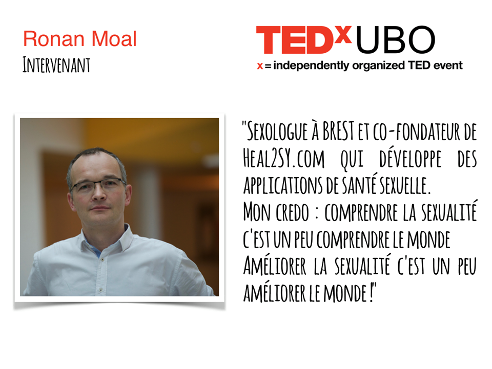 Heal2Sy au TEDxUBO @ Université de Bretagne Occidentale