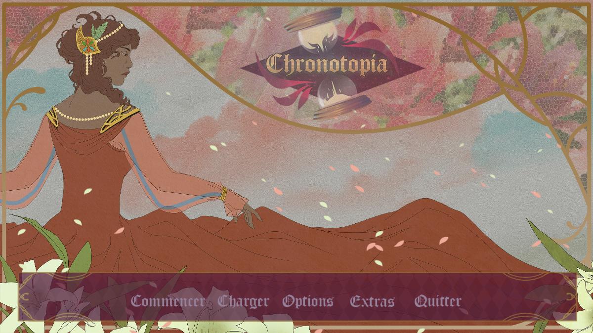 Soutenez Chronotopia de Träumendes Mädchen!