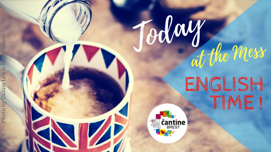 Coworking in english @ The Mess (annexe Cantine) | Brest | Bretagne | France